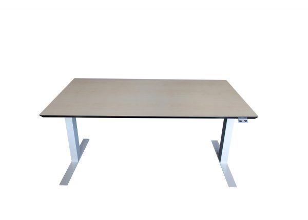 Fabriksnye H/S borde med Træfinér